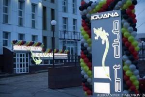 IGUANA ART CLUB